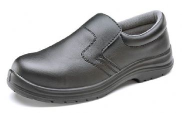 Click Micro-Fibre Slip-On Safety Shoe (CF832 / CF833)